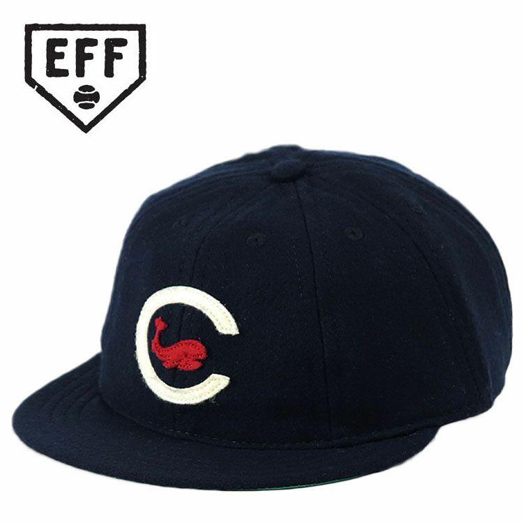 Ebbets Field Flannels エベッツフィールドフランネルズ キャップ Chicago Whales メンズ 帽子